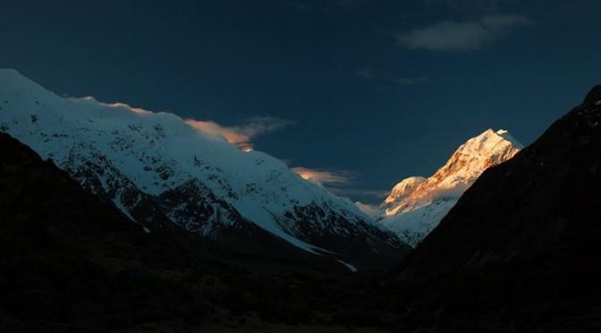 Autearoa - Mt. Cook
