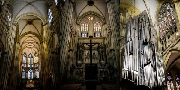 Katedrála v Regensburgu (Dóm sv. Petra)