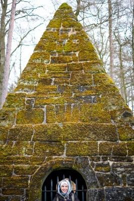 Fake pyramida.